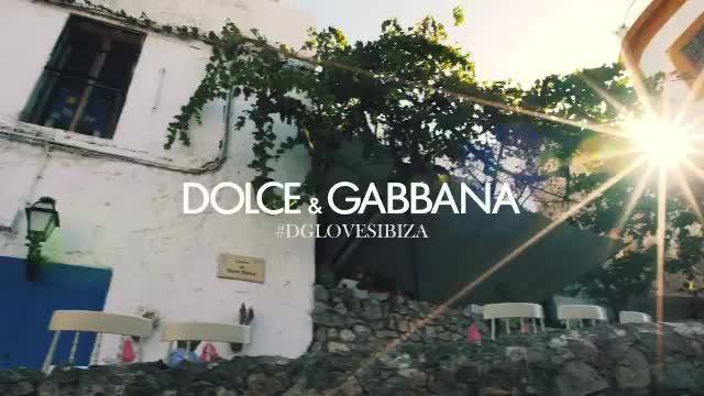 Dolce & Gabbana hace un guiño a Ibiza en su última campaña