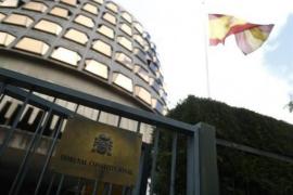 El Constitucional estudiará este sábado si impide la investidura de Puigdemont