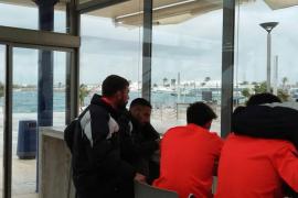 El Formentera se queda en tierra y no jugará contra el Ontinyent