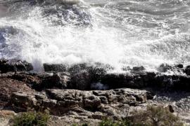 Las Pitiusas estarán este domingo en riesgo por lluvias y fenómenos costeros