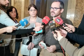 JxCat se plantea recurrir a Estrasburgo si el TC suspende el pleno de investidura de Puigdemont