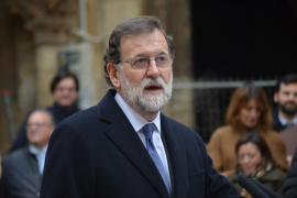 """Rajoy: """"Todos los demócratas tenemos la obligación de respetar las decisiones de los tribunales"""""""
