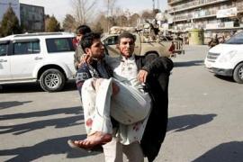 Matanza en Kabul
