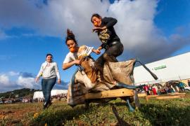 La Cooperativa Agrícola de Sant Antoni acerca el mundo rural payés a la ciudad
