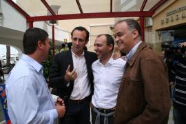 Bauzá promete que un Govern del PP pagará sus facturas a las pymes en 25 días