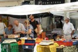 Mercado semanal de Sa Pobla