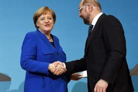 Merkel logra un acuerdo con el SPD sobre la reunificación de familias de refugiados