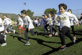 Los colegios de la isla se vuelcan para celebrar el Día de la Paz