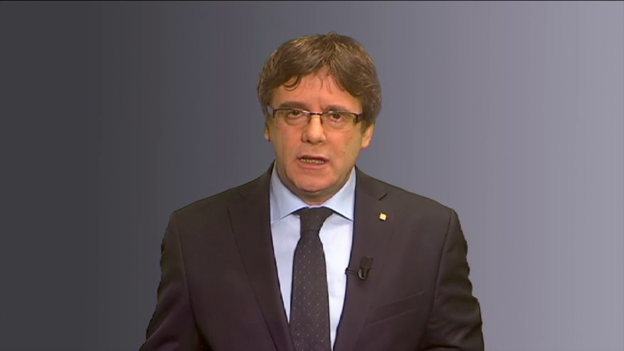Carles Puigdemont llama a la unidad del independentismo para avanzar «hasta la plenitud de nuestra libertad»