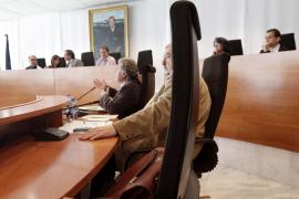 Lo que cuesta una silla en el Consell