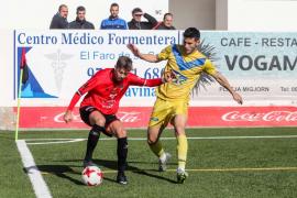 Adrián Riera se desvincula del Formentera