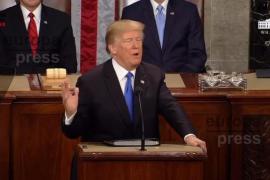 """Trump insta a apoyar la unidad y """"dejar de lado las diferencias"""" y asegura que EEUU está ante """"un nuevo momento"""""""