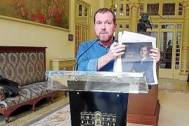 David Abril (Més): «Los Reyes forman parte de la red de corrupción»