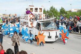 Formentera disfrutará de su rúa de Carnaval el próximo 11 de febrero