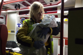 Detenida una mujer que abandonó a su bebé de tres días en una parroquia en Madrid