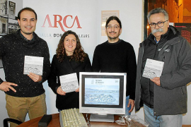 Presentación de 'Així era el Terreno', de Xavier Terrassa, en ARCA