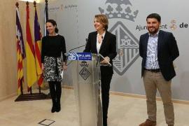 Lourdes Bosch, Marga Durán y Javi Bonet