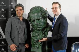 Ernesto Sevilla y Joaquín Reyes, los presentadores de los Goya 2018