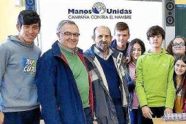 Sant Elm acoge la charla del misionero Antonio López