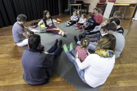 Un taller de estimulación musical para niños de hasta 3 años