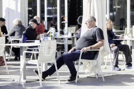"""Enero fue un mes """"muy cálido"""" en Balears con 1,4 grados por encima de la media"""