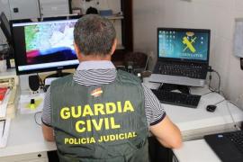 La Guardia Civil detiene a cinco personas por pornografía infantil en cinco provincias