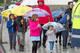 El mal tiempo obliga a cerrar el puerto de la Savina durante cinco horas