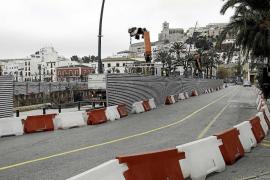Medio Ambiente asegura que el tanque de tormentas del puerto se acabará en junio