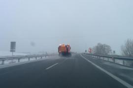 Fomento prepara 853 quitanieves para hacer frente al temporal de nieve que tiene en riesgo a España