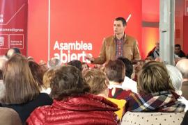 """Sánchez: """"España no puede quedar varada por la irresponsabilidad secesionista y la inacción"""""""