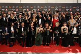 La librería de Coixet y Handia mandan en los Goya 2018