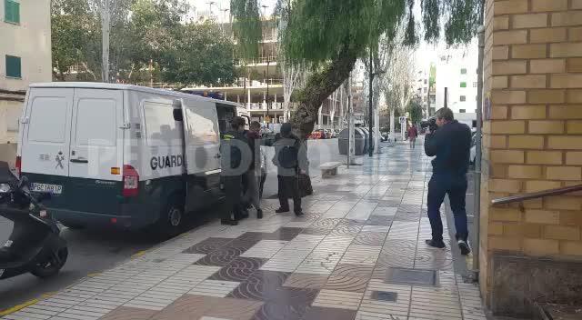 Prisión sin fianza para el joven detenido en Ibiza con material de contenido sexual de mujeres de Ibiza y pornografía infantil