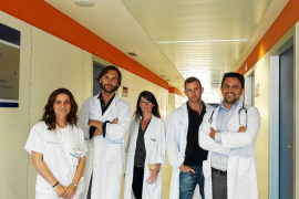 El hospital Can Misses participa en varios ensayos clínicos a pacientes oncológicos