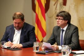 El Govern quería que el Estado colaborara tras la independencia cediendo datos del DNI, tráfico o control de armas