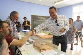 IBIZA VOTACION ELECCIONES 2011