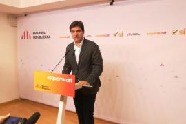 """ERC afirma que """"suena bien"""" tener un Govern en Bruselas y otro efectivo en Catalunya"""