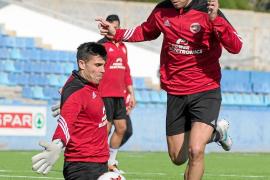 Mateu Ferrer, futbolista de la UD Ibiza: «Veo al Ibiza en Segunda División B»