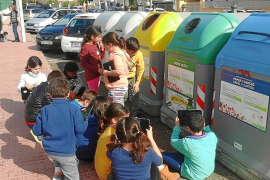 Los centros educativos se suman a la campaña 'Los Peque Recicladores'