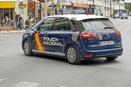 La Policía Nacional detiene a un joven autor de varios robos y hurtos en Vila
