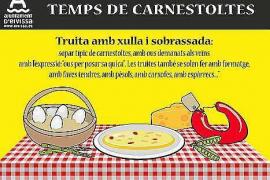 El Ayuntamiento de Ibiza inicia una campaña para que se conozcan palabras ibicencas relacionadas con el Carnaval