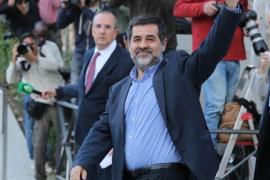 El juez mantiene en prisión a Sànchez por aparecer nuevos elementos que acreditan su participación en el 'procés'