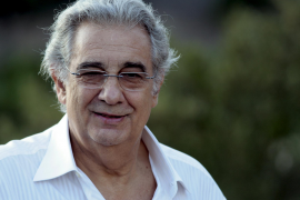 Plácido Domingo, director y cantante