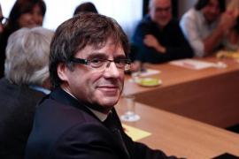 Puigdemont conmemora los cien días desde que viajó a Bélgica