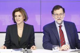 Rajoy convoca el lunes a sus barones para hablar del ascenso de Ciudadanos y financiación