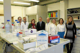 Investigadores de la UIB y el IB-Salut patentan un producto para los diabéticos