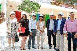 El conseller d'Educació espera que las obras de Ses Planes se liciten en verano