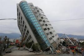 Al menos cuatro muertos y más de 200 heridos por el terremoto registrado en Taiwán