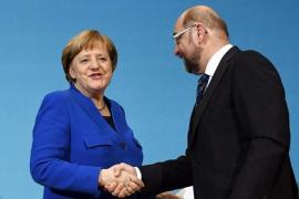 Acuerdo en Alemania para que los conservadores de Merkel y el SPD formen un gobierno de 'gran coalición'