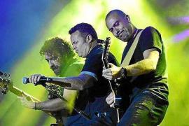 Santa Eulària cambia la ubicación del concierto de Seguridad Social por mal tiempo
