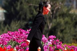 Kim Jong Un envía a su hermana menor a los Juegos Olímpicos de PyeongChang
